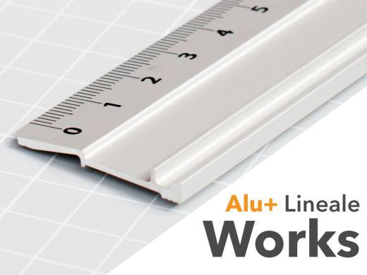 Aluminiumlineale