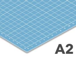 Schneidematte transparent A2 in 45cm x 60cm