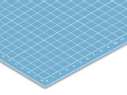 45cm x 60cm Schneidematte transparent