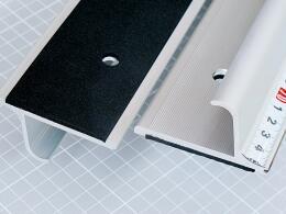Aluminiumlineal sicher