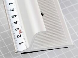 Aluminiumlineal Griff