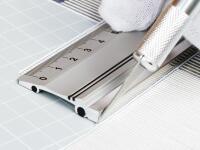 Aluminiumlineal Modellbau 70cm