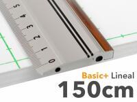 150cm Alu Lineal