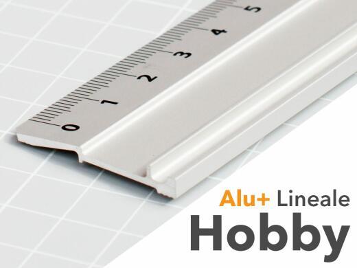 30cm - Aluminiumlineal